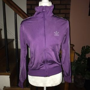 Adidas Sports Jacket Size Small